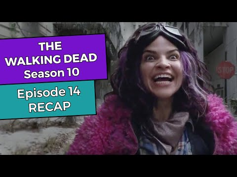 The Walking Dead: Season 10 - Episode 14 RECAP