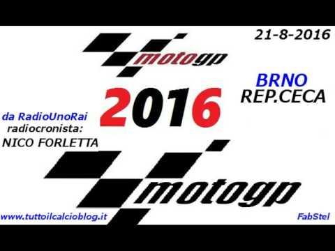 MotoGp alla radio - Repubblica 2016, la prima vittoria di Crutchlow