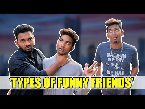 Types Of Funny Friends | Hyderabadi Comedy | Warangal Diaries