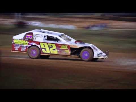 Bradley Busch IMCA Modified I-30 Speedway 7-28-18