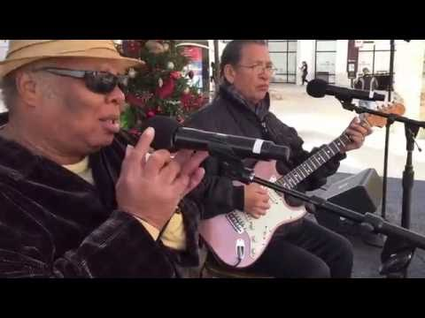 Blind Miss. Morris performs at Tanger Outlet Mall grand opening in Southaven, MS   HD