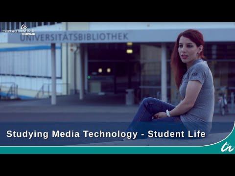 Studying Media Technology - International Master Course at Ilmenau University of Technology