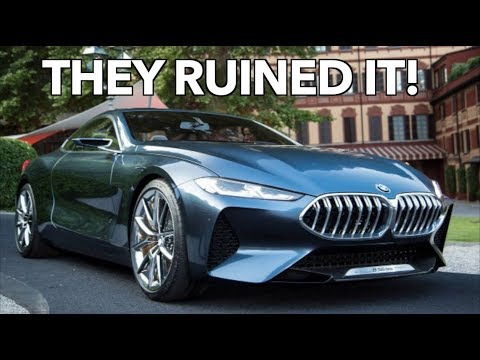 The New 2020 Bmw 8 Series Accidentally Leaked