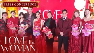 Love Thy Woman Grand Media Conference | January 24, 2020