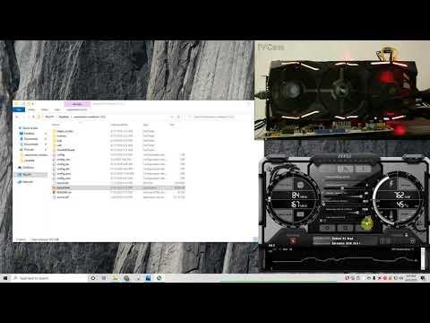 RX Vega 64 Overclocked For Mining ETH/ETC