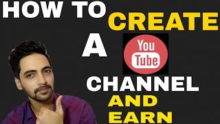 How To Create A Youtube Channel And Earn Money (FULL TUTORIAL) thumbnail