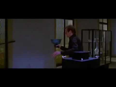 Kendo Scene in James Bond Moonraker