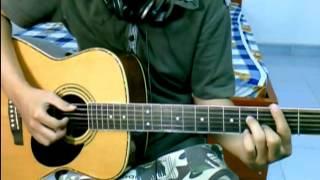 Hướng Dẫn Trót Yêu - Trung Quân idol  tông G  ( guitar )