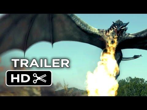 Dragonfyre   2014  Rusty Joiner, Masiela Lusha Western tasy Movie HD