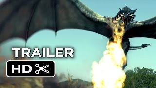 Dragonfyre Official Trailer (2014)  Rusty Joiner, Masiela Lusha Western Fantasy Movie HD