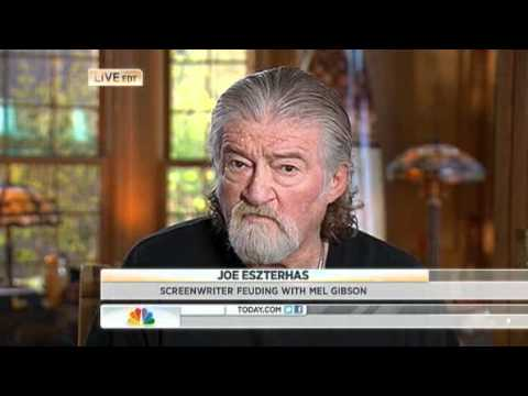 Joe Eszterhas Slams Mel Gibson on TV