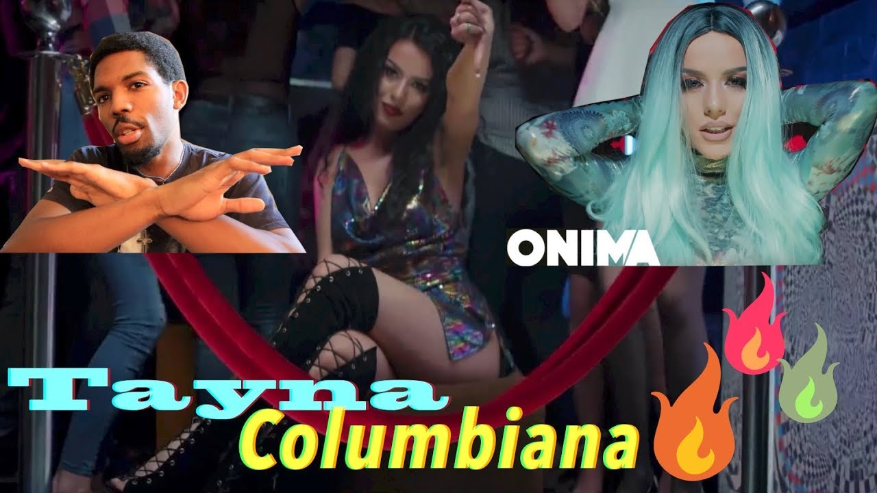 Columbiana - Tayna ft. Don Phenom (Reaction) Albanian Beauty!! #1