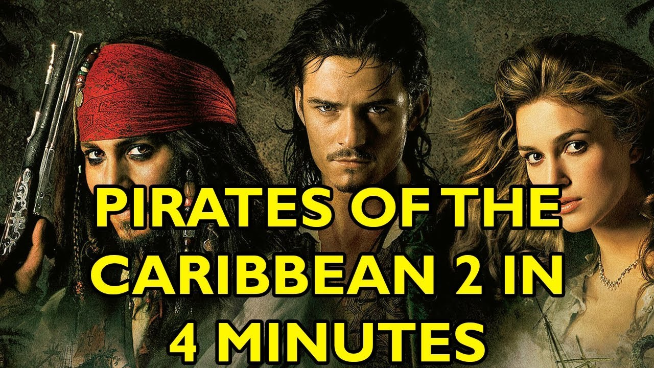 Movie Spoiler Alerts Pirates Of The Caribbean 2 Dead Man S Chest 2006 Video Summary Youtube