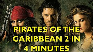 Movie Spoiler Alerts - Pirates Of The Caribbean 2: Dead Man's Chest (2006) Video Summary