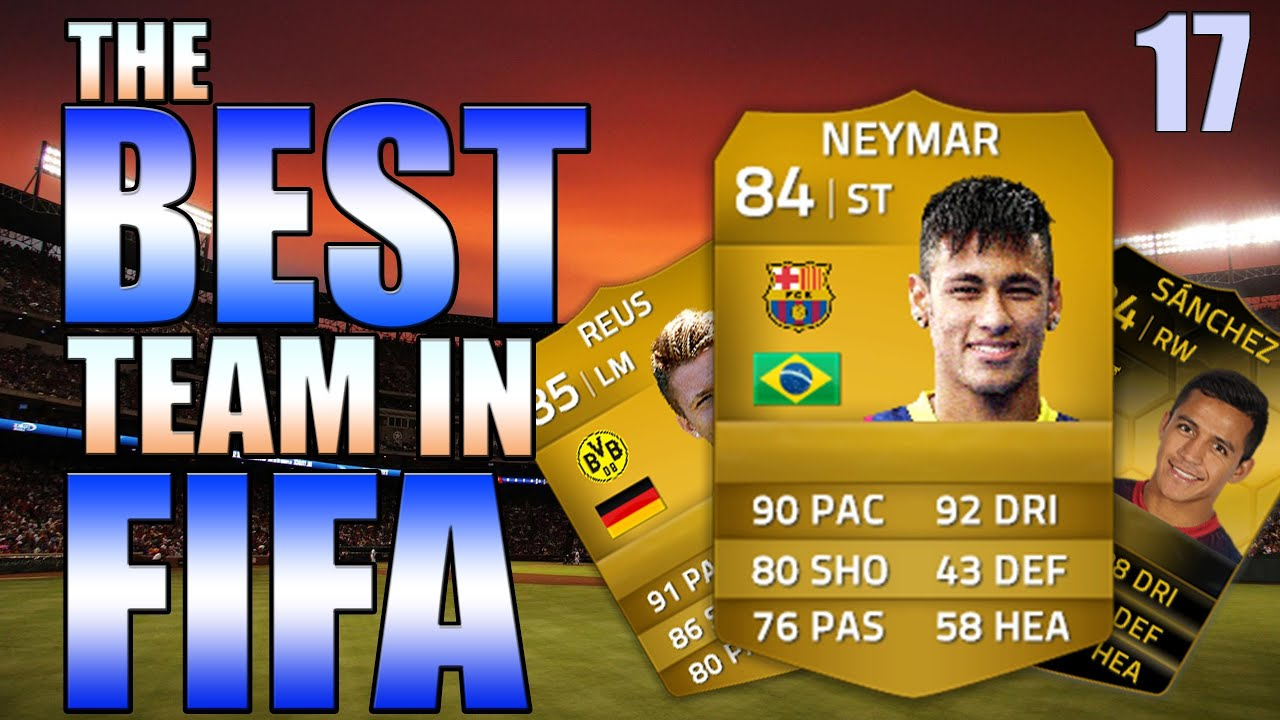 Neymar fifa 17