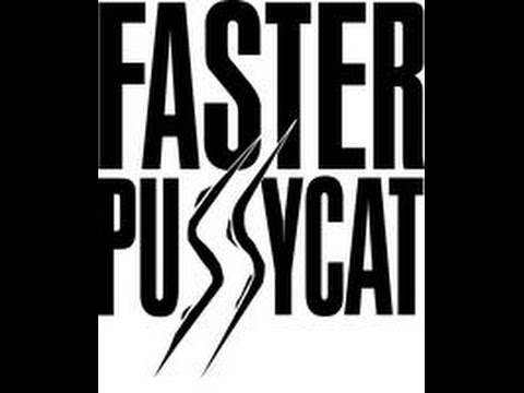 Faster Pussycat - House Of Pain (Lyrics on screen)