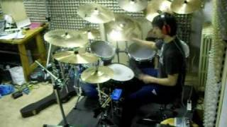 Embody the invisible In Flames Cover Drum