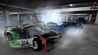 BeamNG.drive - Ghost's Parkade
