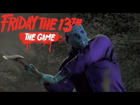 RETRO JASON'S FINAL ADVENTURE | Friday The 13th: The Game | w/ Bryce, Swag, Farmer