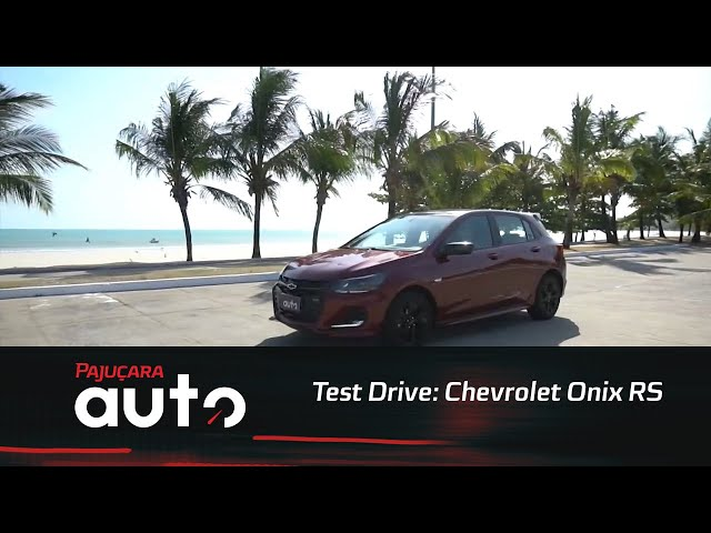 Test Drive: Chevrolet Onix RS