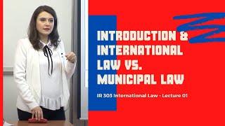 International Law -  IR 303