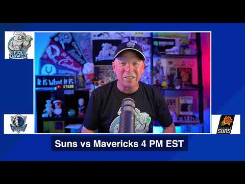 Phoenix Suns vs Dallas Mavericks 8/13/20 Free NBA Pick and Prediction NBA Betting Tips