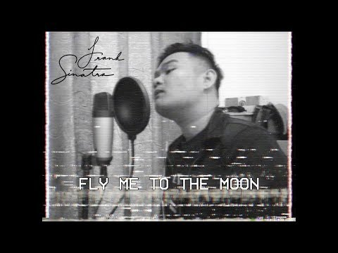 Frank Sinatra - Fly Me To The Moon (Cover By Bona Ventura) - VCR / VHS Version