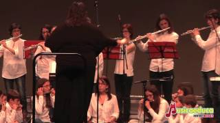Serendipity - Orquesta de Flautas Musicaeduca Juventudes Musicales de Alcalá