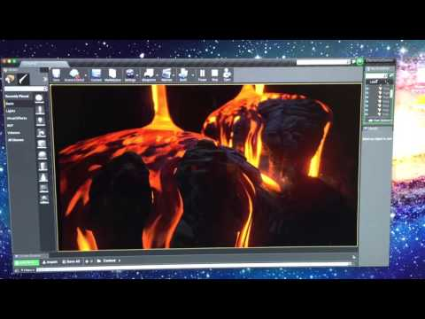 Hackintosh OS X Unreal Engine 4 - Elemental Demo