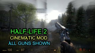 NEW GUNS) Brutal Half-Life Beta 2 - All Guns Shown - Vloggest