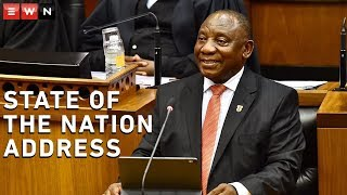 President Cyril Ramaphosa delivered the State of the Nation Address in Cape Town on 13 February 2020. These are the highlights of his address.