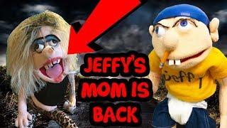 JEFFY'S *MOM* RETURNS!