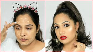 Complete Makeup for Beginners - Indian Wedding Makeup Tutorial | Shruti Arjun Anand