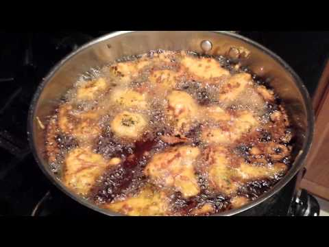 Auntie Fee's Fried Broccoli And Sweet Donuts