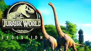 Jurassic World Evolution #15 | Du dickes blödes Keulenvieh | Gameplay German Deutsch thumbnail