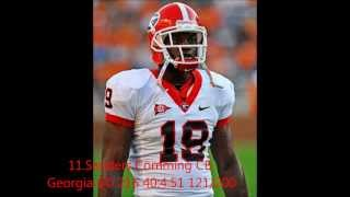 NFl draft 2013 Cornerback Final Rankings