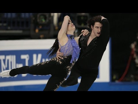 Scott Moir on skating with Tessa Virtue for 20 years