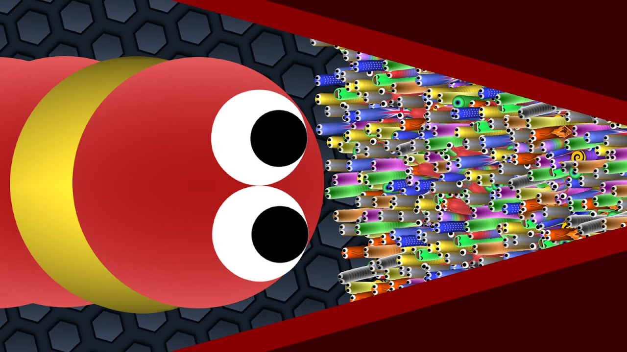 Slither Io Invisible