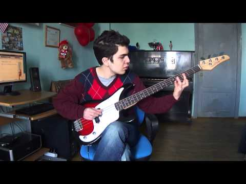Led Zeppelin Moby Dick bass cover