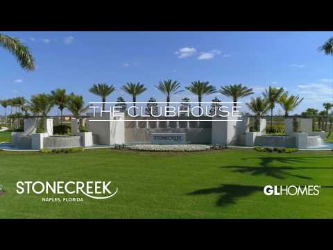 The Clubhouse At Stonecreek In Naples, Florida | GL Homes