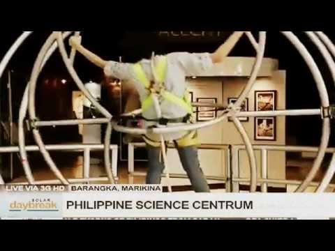 SOLAR DAYBREAK: Philippine Science Centrum