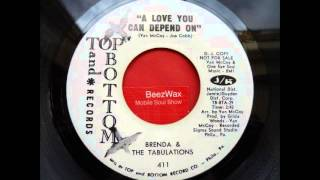 brenda & tabulations - a love you can depend on