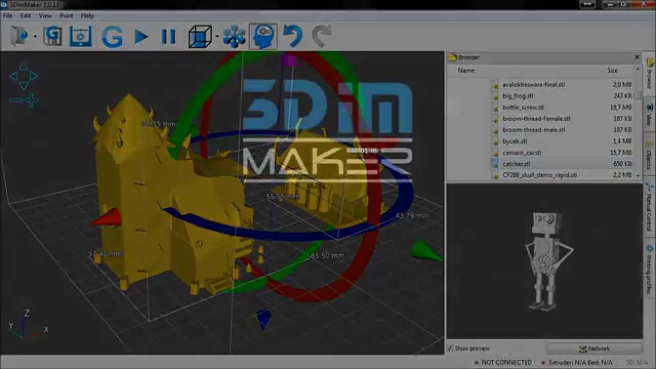 Reliable Open Source 3D Printing Software | Indiegogo