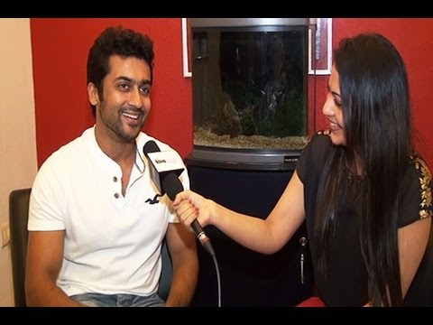 SINGAM 2 SURIYA INTERVIEW - BEHINDWOODS.COM