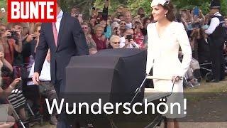 Herzogin Kate ist wunderschön! - BUNTE TV