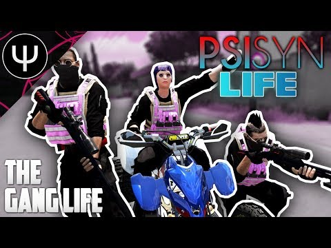 ARMA 3: PsiSyn Life — The GANG Life!