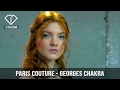Paris Haute Couture S/S 17 - Georges Chakra Hairstyle | FashionTV