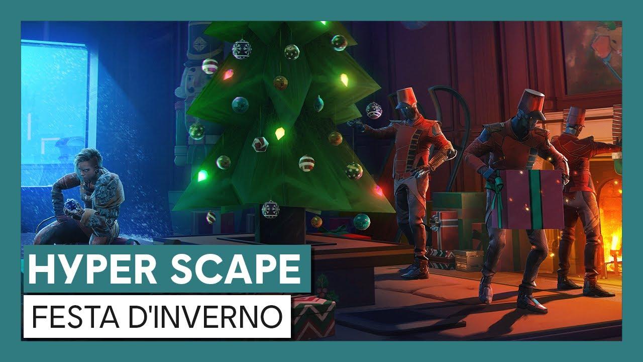 Hyper Scape: Trailer Festa d'Inverno