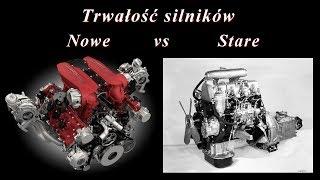 Trwałość silników - nowe vs stare