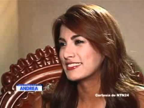 "Entrevista Andrea ""Vicente Fernández"""